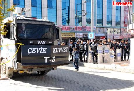 Diyarbakır'da hayat durdu galerisi resim 1