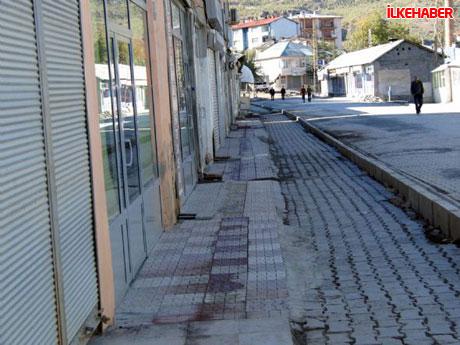 Diyarbakır'da hayat durdu galerisi resim 18