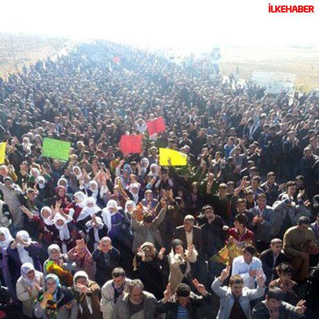Diyarbakır'da hayat durdu galerisi resim 27