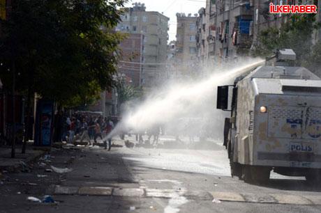 Diyarbakır'da hayat durdu galerisi resim 33