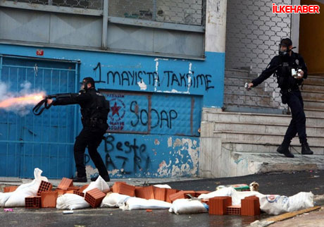 Diyarbakır'da hayat durdu galerisi resim 41