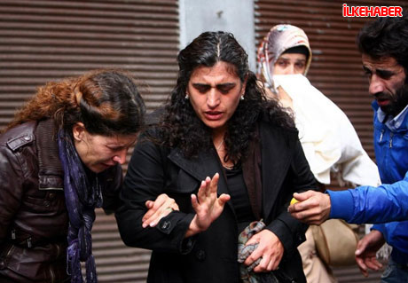 Diyarbakır'da hayat durdu galerisi resim 46