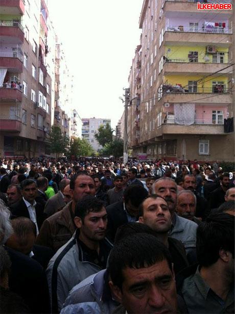 Diyarbakır'da hayat durdu galerisi resim 49