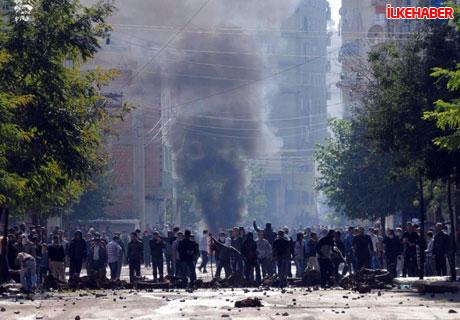 Diyarbakır'da hayat durdu galerisi resim 52
