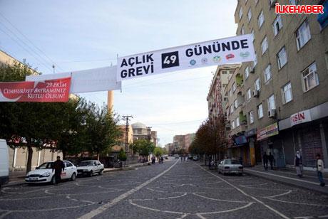 Diyarbakır'da hayat durdu galerisi resim 53