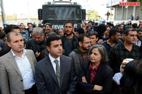 Diyarbakır'da hayat durdu galerisi resim 55