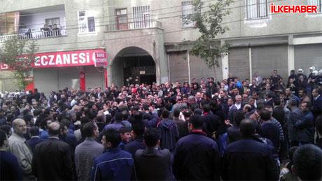 Diyarbakır'da hayat durdu galerisi resim 7