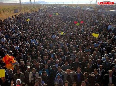Diyarbakır'da hayat durdu galerisi resim 71