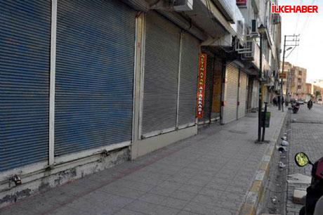 Diyarbakır'da hayat durdu galerisi resim 8