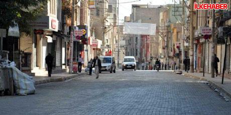 Diyarbakır'da hayat durdu galerisi resim 9