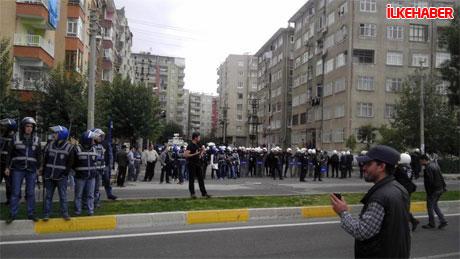 Diyarbakır'da BDP'li vekiller valiliği bastı! galerisi resim 13