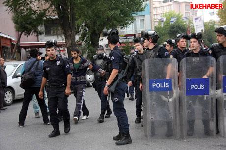 BDP'li vekillere biber gazlı polis müdahalesi! galerisi resim 1