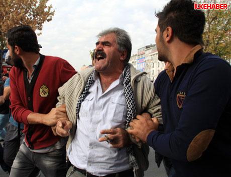 BDP'li vekillere biber gazlı polis müdahalesi! galerisi resim 10