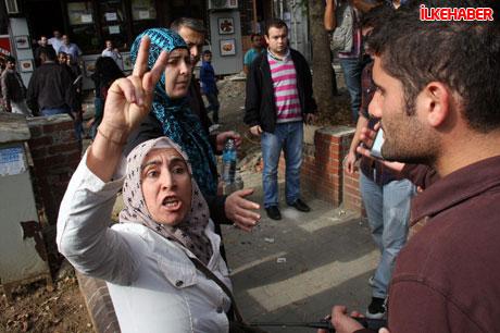 BDP'li vekillere biber gazlı polis müdahalesi! galerisi resim 12