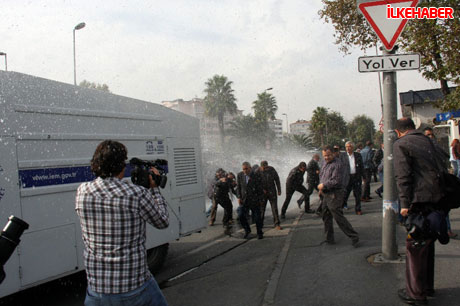 BDP'li vekillere biber gazlı polis müdahalesi! galerisi resim 13