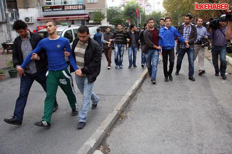BDP'li vekillere biber gazlı polis müdahalesi! galerisi resim 14