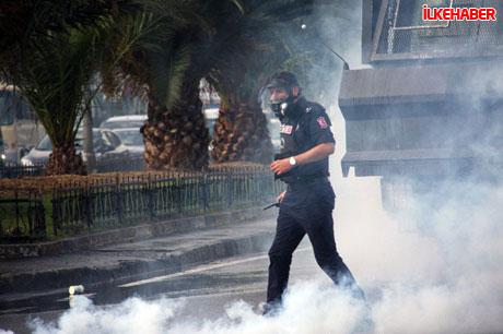 BDP'li vekillere biber gazlı polis müdahalesi! galerisi resim 15
