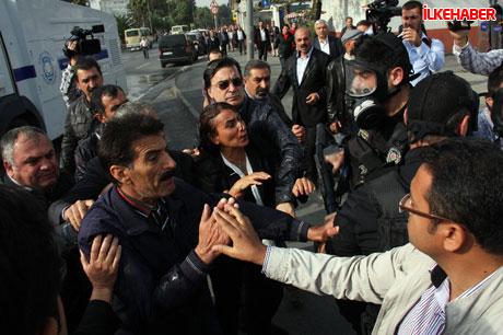 BDP'li vekillere biber gazlı polis müdahalesi! galerisi resim 16