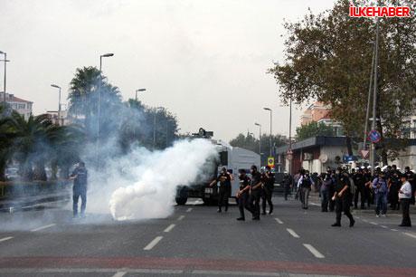 BDP'li vekillere biber gazlı polis müdahalesi! galerisi resim 19