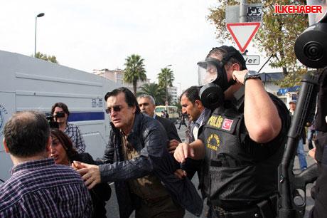 BDP'li vekillere biber gazlı polis müdahalesi! galerisi resim 21