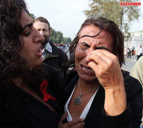 BDP'li vekillere biber gazlı polis müdahalesi! galerisi resim 22