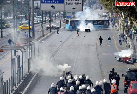 BDP'li vekillere biber gazlı polis müdahalesi! galerisi resim 26