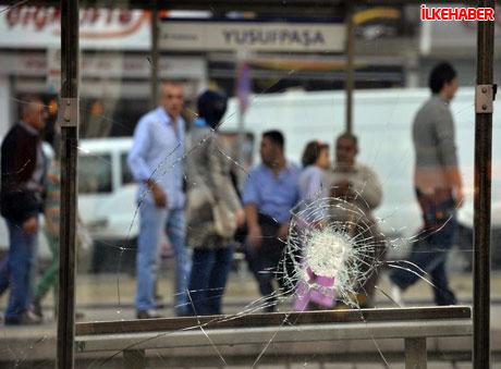 BDP'li vekillere biber gazlı polis müdahalesi! galerisi resim 27