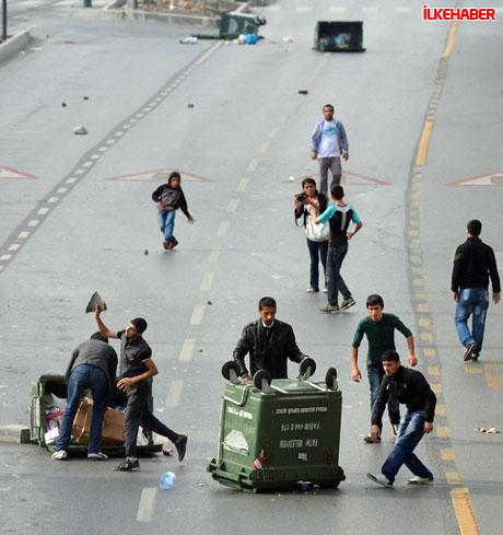 BDP'li vekillere biber gazlı polis müdahalesi! galerisi resim 29