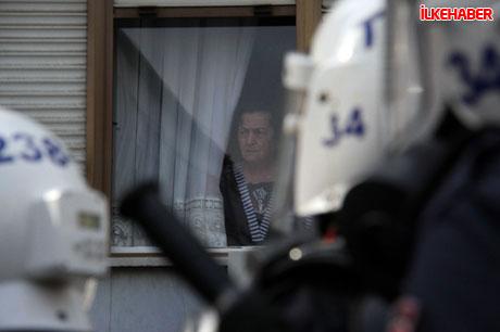BDP'li vekillere biber gazlı polis müdahalesi! galerisi resim 3