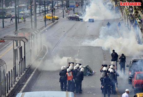BDP'li vekillere biber gazlı polis müdahalesi! galerisi resim 30