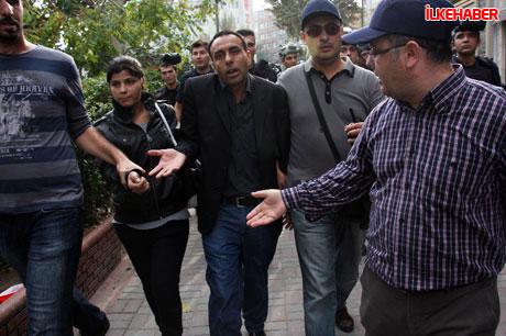 BDP'li vekillere biber gazlı polis müdahalesi! galerisi resim 6