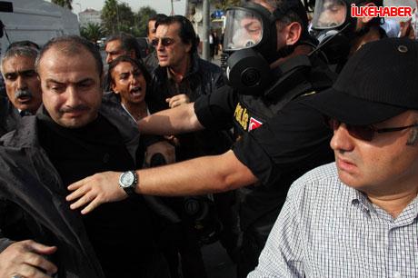 BDP'li vekillere biber gazlı polis müdahalesi! galerisi resim 9