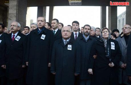Şerafettin Elçi için Meclis'te tören düzenlendi galerisi resim 15