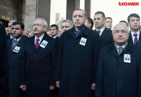 Şerafettin Elçi için Meclis'te tören düzenlendi galerisi resim 16