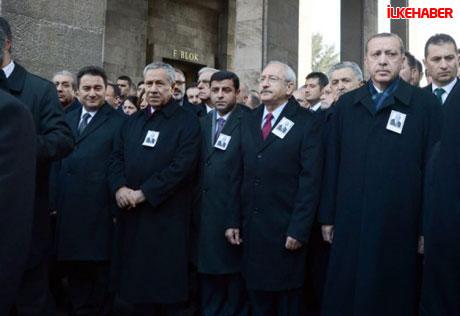 Şerafettin Elçi için Meclis'te tören düzenlendi galerisi resim 17