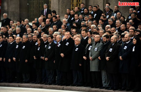 Şerafettin Elçi için Meclis'te tören düzenlendi galerisi resim 19