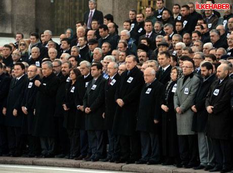 Şerafettin Elçi için Meclis'te tören düzenlendi galerisi resim 20