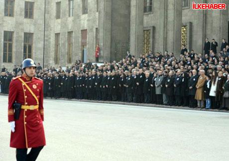 Şerafettin Elçi için Meclis'te tören düzenlendi galerisi resim 22