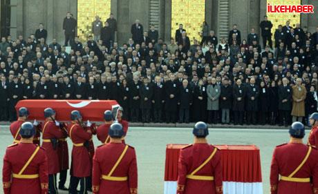 Şerafettin Elçi için Meclis'te tören düzenlendi galerisi resim 23