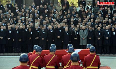 Şerafettin Elçi için Meclis'te tören düzenlendi galerisi resim 24