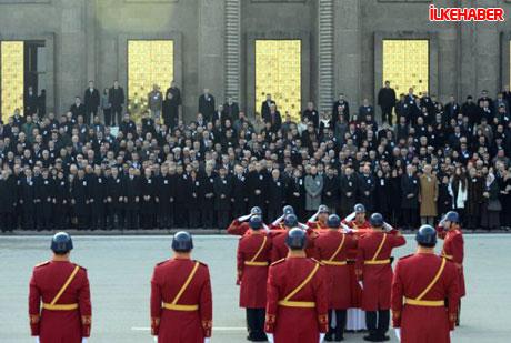 Şerafettin Elçi için Meclis'te tören düzenlendi galerisi resim 25