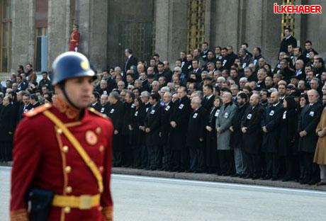 Şerafettin Elçi için Meclis'te tören düzenlendi galerisi resim 26
