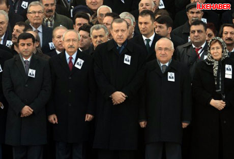 Şerafettin Elçi için Meclis'te tören düzenlendi galerisi resim 27