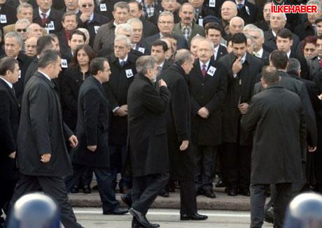 Şerafettin Elçi için Meclis'te tören düzenlendi galerisi resim 28