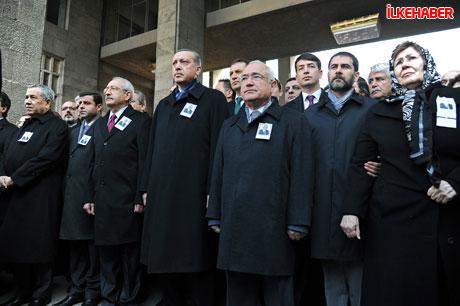 Şerafettin Elçi için Meclis'te tören düzenlendi galerisi resim 7