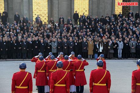 Şerafettin Elçi için Meclis'te tören düzenlendi galerisi resim 8
