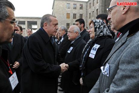 Şerafettin Elçi için Meclis'te tören düzenlendi galerisi resim 9