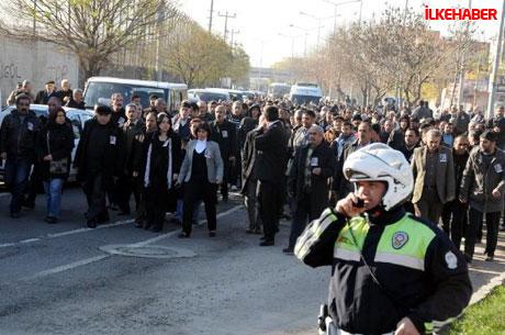 Şerafettin Elçi'yi 100 bin kişi uğurladı galerisi resim 11