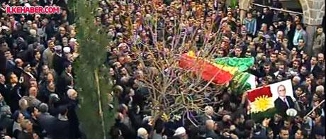Şerafettin Elçi'yi 100 bin kişi uğurladı galerisi resim 24