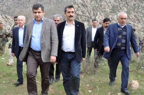 PKK, kamu görevlisi ve askerleri serbest bıraktı galerisi resim 15
